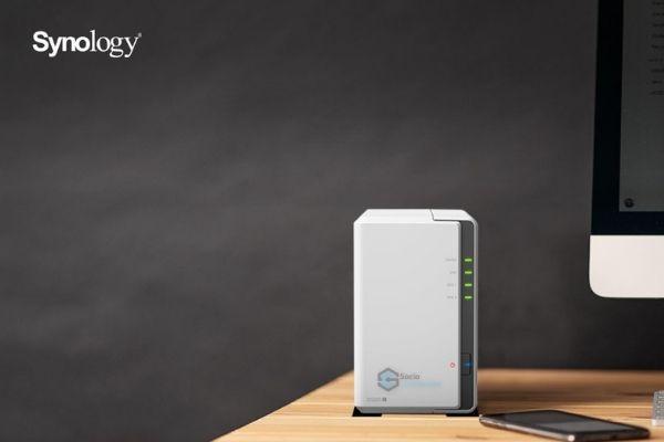 Network Attached Storage Untuk Perumahan